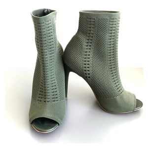 Steve Madden Olive Candid Sock Booties